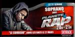 PLANETE RAP SOPRANO - SOPRANO NOUVEL ALBUM LA COLOMBE DANS LES BACS...