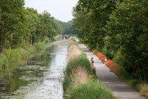 Voie verte du canal de la Haute-Seine - Conseil général de l'Aube