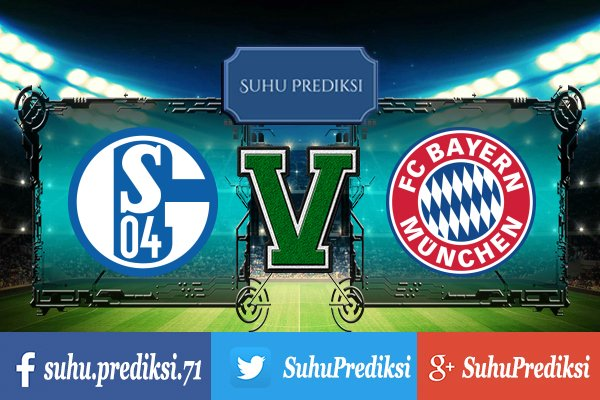 Prediksi Bola Schalke 04 Vs Bayern Munchen 20 September 2017
