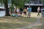 Plage d'Amée fermée: trop de bactéries d'origine fécale dans la Meuse
