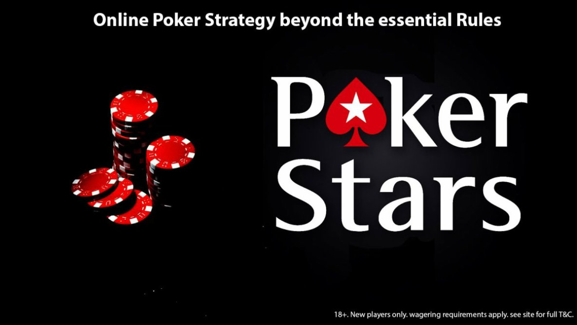 Online Poker Strategy beyond the essential Rules