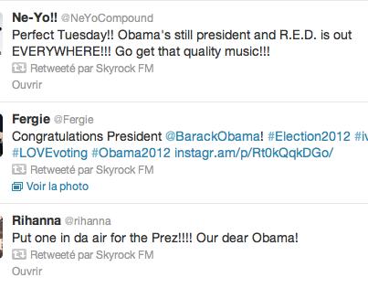 L'Actu > Obama président !