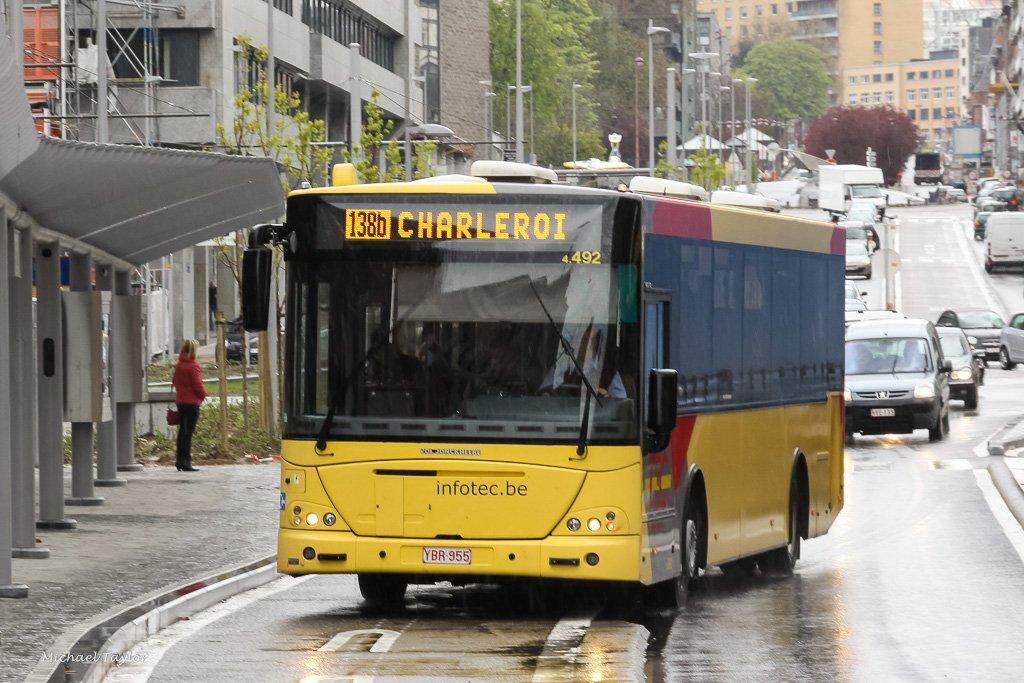 Attention le  Nouveau préavis de grève de la CGSP sur le réseau TEC: les chauffeurs pourraient débrayer pendant 3 jours en décembre, couvrant les mercredi 20, jeudi 21 et vendredi 22 décembre est suspendu  sa veux pas dire que ces annulée