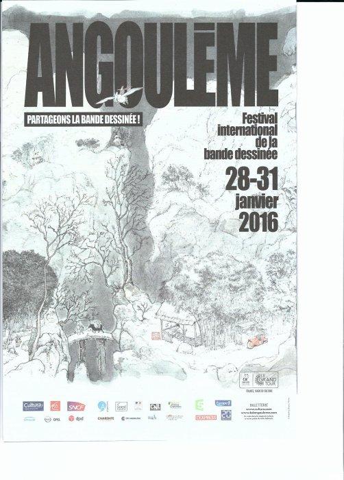 festival de la BD 2013 à Angoulême (Charente)