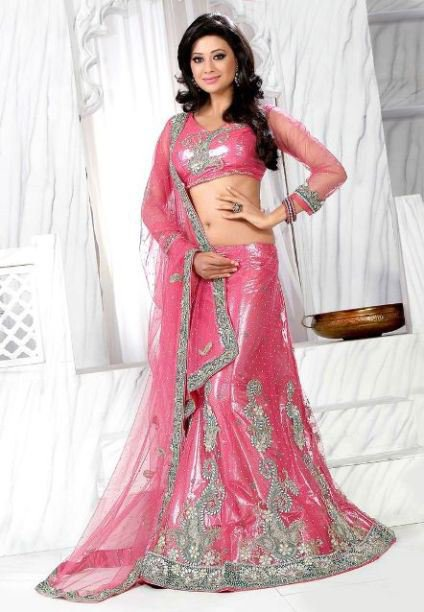 Utsav Latest Fashion trend Indian Lehenga Choli