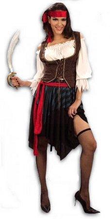 Le bateau du pirate - Le pirate de ses dames