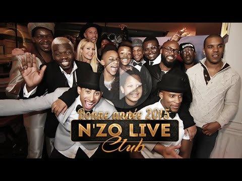N'zo Live Réveillon 2015 avec Xavier et Tatiana Nrj12, les Young Boyzz, Mikelangelo Loconte ..