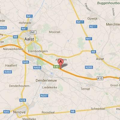 Alost-Liège (basket) annulé: le car des Liégeois est bloqué dans un accident sur la E40 à Affligem