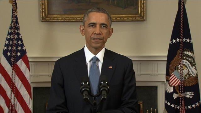 """Barack Obama : """"todos somos Americanos"""""""