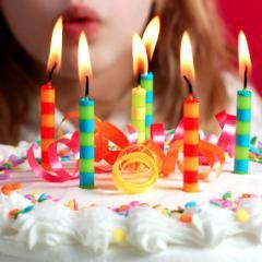 Souffler les bougies d'un gâteau d'anniversaire, est-ce hygiénique?