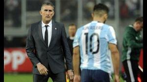 Argentina Resmi Pecat Edgardo Bauza