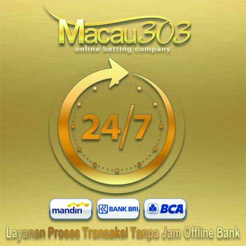 Transaksi Deposit BRI BCA Mandiri Bisa 24 Jam Tanpa Offline