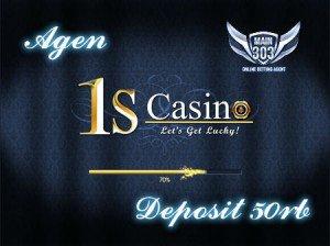 Agen 1SCasino Deposit 50rb | Main303