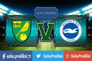Prediksi Bola Norwich City Vs Brighton & Hove Albion 22 April 2017