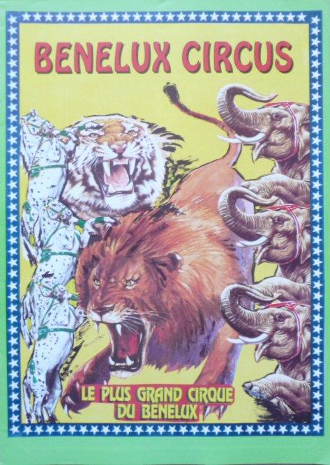 Programme BENELUX CIRCUS 1992-1993