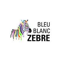 Bleu Blanc Zèbre