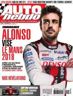 Toyota dévoile ses pilotes pour le Dakar 2018