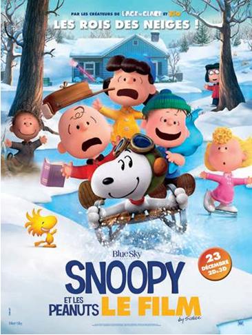 Bande annonce de Snoopy et les peanuts en 3D - Santecool