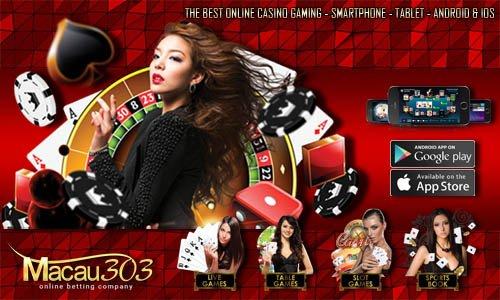 Bandar Judi Casino Baccarat Roulette Sicbo Blackjack Terpercaya