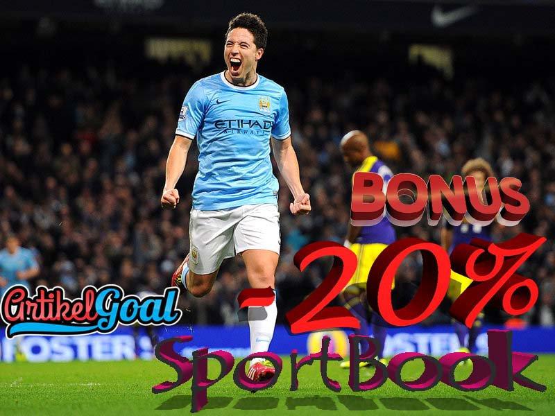 Bonus Dalam Permainan Sportbook Hingga 20%
