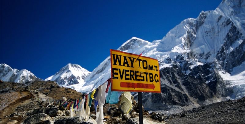 Everest Base Camp Trekking | Everest Base Camp Trek Package