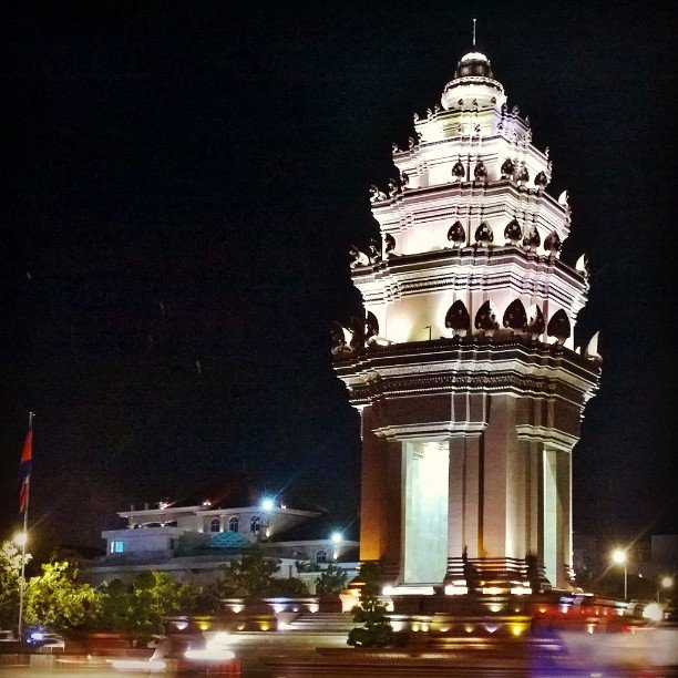 Happy Holidays from Cambodia