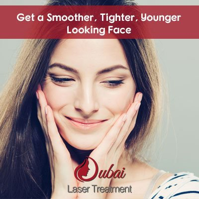 Get a Smoother, Tighter, Younger Looking Face