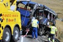 Espagne: neuf morts dans un accident de car - faits divers - Actualités sur orange.fr