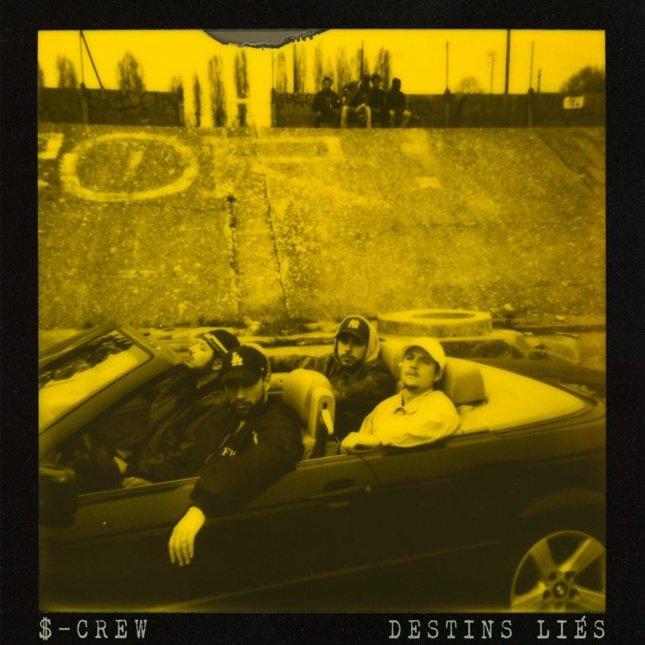 Découvrez les secrets de l'album du S Crew