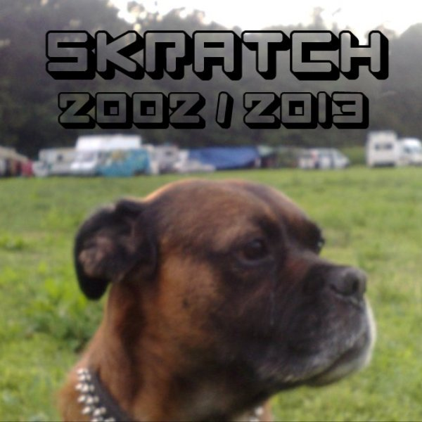 Dog in the sky (in memory of skratch the dog)
