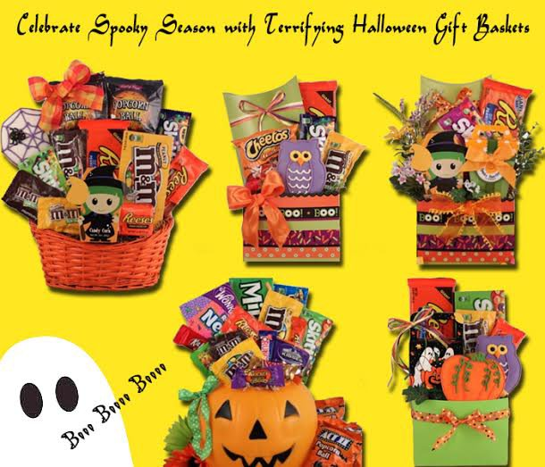 Celebrate Spooky Season with Terrifying - giftblooms - Bloguez.com