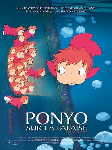 Ponyo sur la falaise » Film et Série en Streaming Sur Vk.Com | Madevid | Youwatch