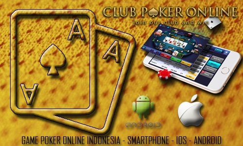 Live Poker Online Chip Asli Smartphone Android iOS Terbaik