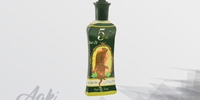زيت شعر خمس خمسات – خمس خمسات