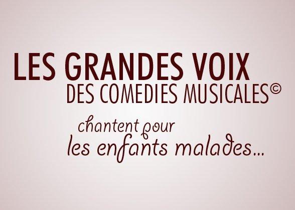 Les voix des comédies musicales mobilisées - Musique - Un projet à financer sur My Major Company