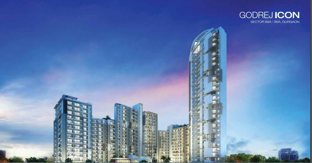 Godrej launches The Iconic Tower in Sector 88A Gurgaon
