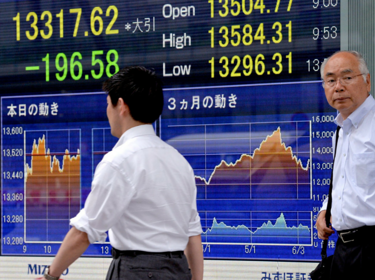 The Asian Stock Market is Shaking: Where should I secure my asset?