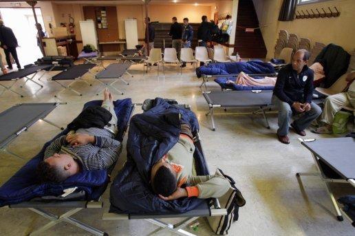 Le Perthus : 50 passagers marocains naufragés de l'autoroute après une panne de leur bus