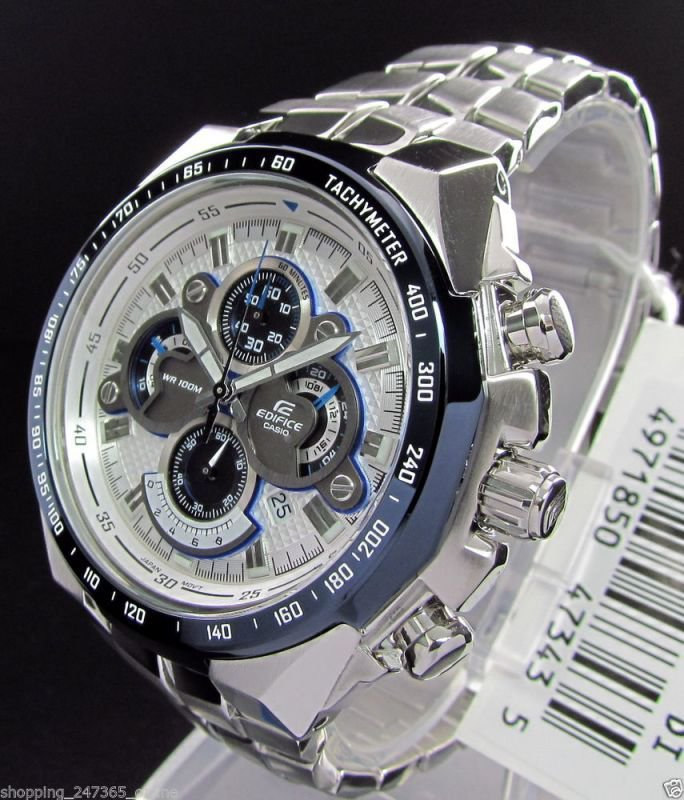 Casio Edifice 554sp 7avdf Watch With 2 Year Seller Warranty - FREE SHIPPING INDIA