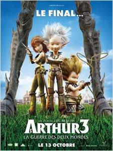 Arthur 3 La Guerre des Deux Mondes » Film et Série en Streaming Sur Vk.Com | Madevid | Youwatch