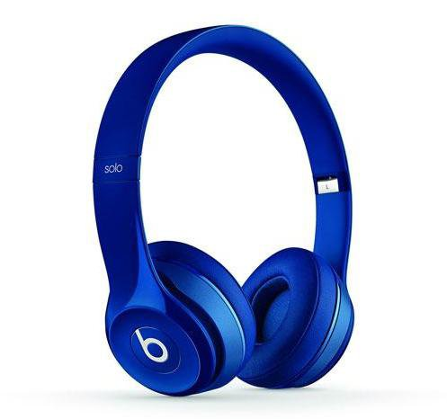 Casque Beats Solo V2 Bleu - Casque Audio Beats