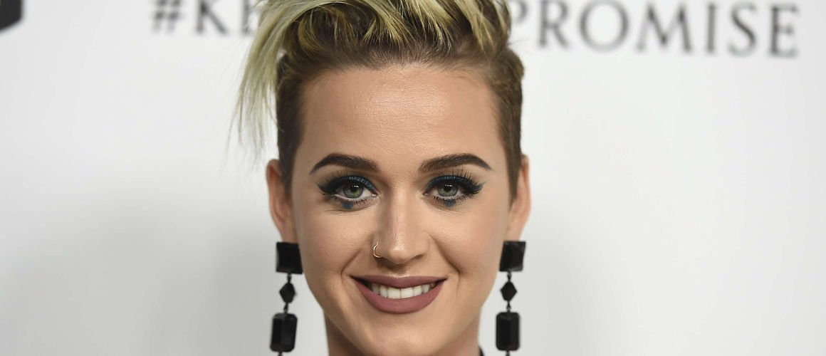 """""""Bon appétit"""": un single en Français pour Katy Perry ?"""