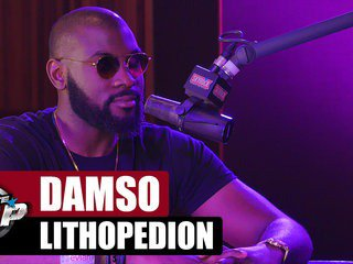 "Planète Rap Damso ""Lithopédion"" - Vidéo Skyrock"