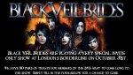 Black Veil Brides | London Borderline October 31st