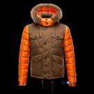 Stilig Moncler Coats for menn online salg i store rabatter
