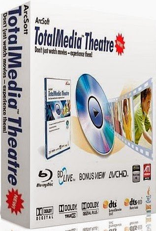 Arcsoft TotalMedia Theater 6.7.1 2014 Free Download With Crack Activation Code ~ Free Software Download With Key