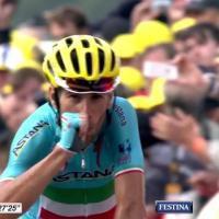 Vidéo : l'arrivée à la Planche des Belles Filles - Tour de France