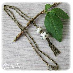La boutique de bijouxcrea-lie - Perles de verre au chalumeau, fusing, porcelaine peinte...