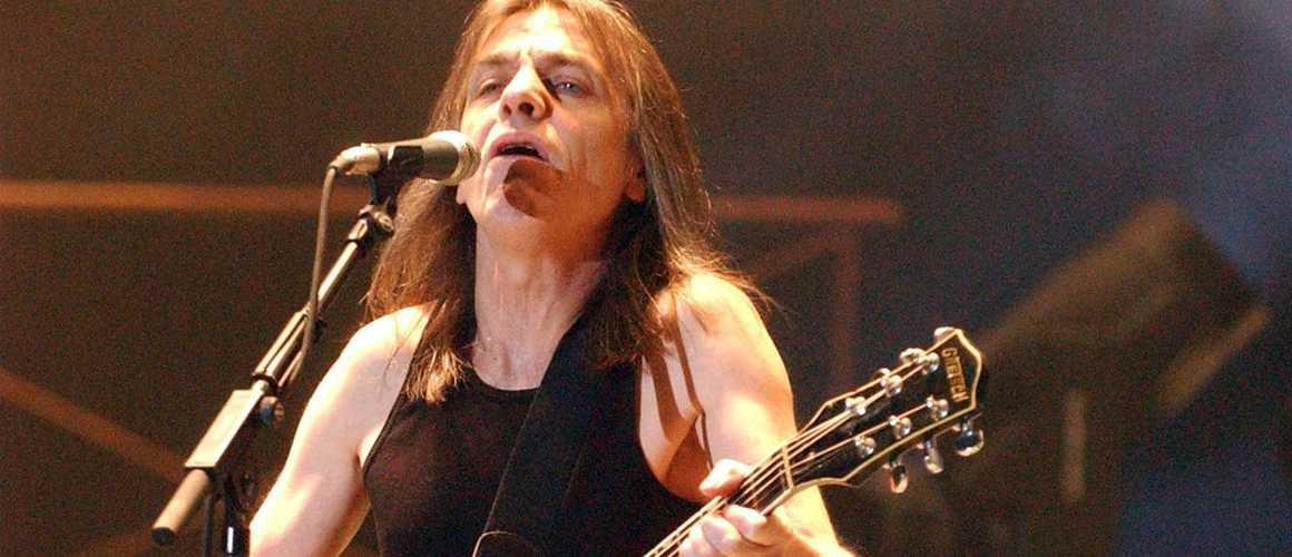 Décès de Malcolm Young, fondateur et guitariste du groupe AC/DC