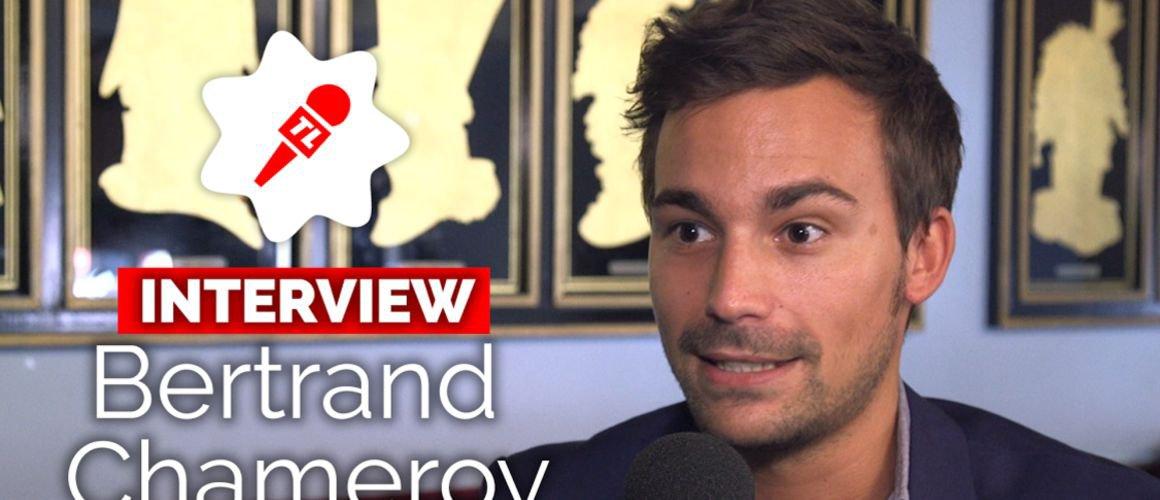 Bertrand Chameroy revient sur son départ surprise de TPMP et juge les nouveautés de la rentrée (VIDEO)